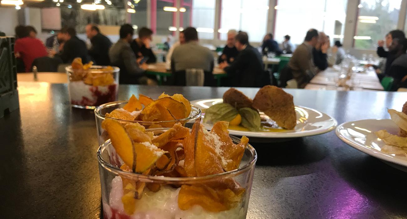 Bar-restaurant - Nanterre-Amandiers