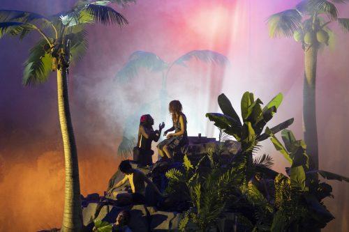 Crash Park, la vie d'une île - Nanterre-Amandiers