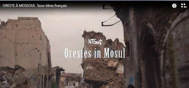 Oreste à Mossoul - Nanterre-Amandiers