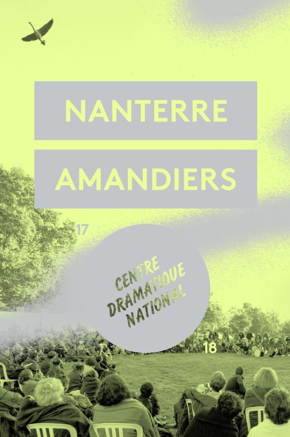 Saison 2017/2018 - Nanterre-Amandiers