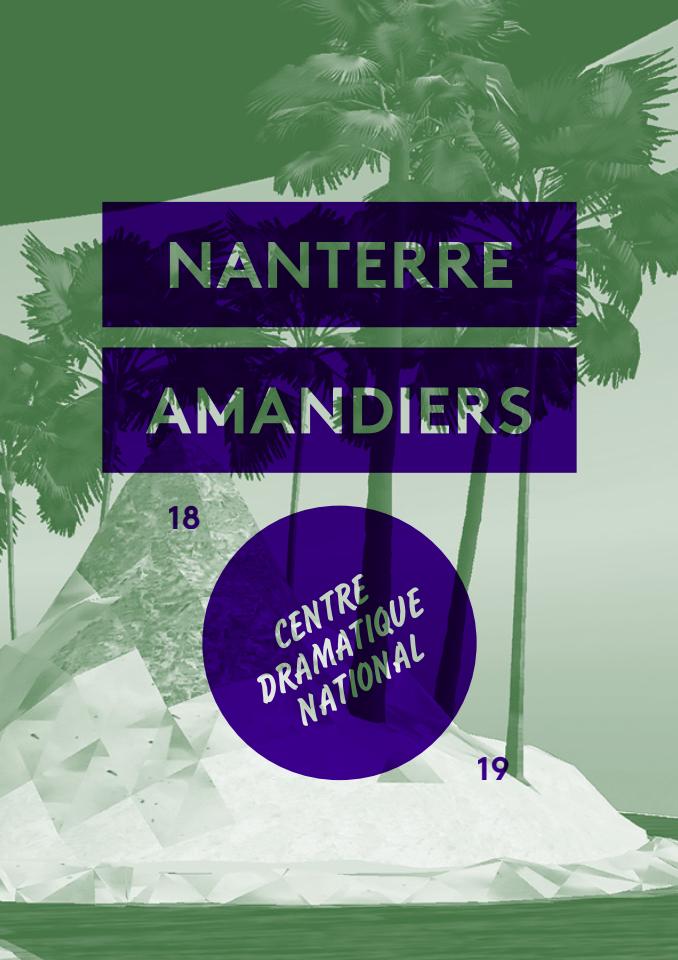 Saison 2018/2019 - Nanterre-Amandiers