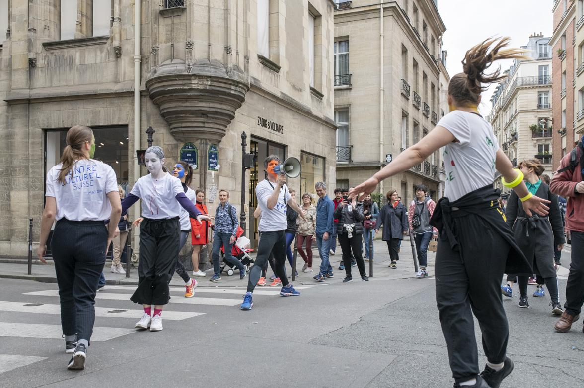 Dancewalk – Mai 2068 - Nanterre-Amandiers