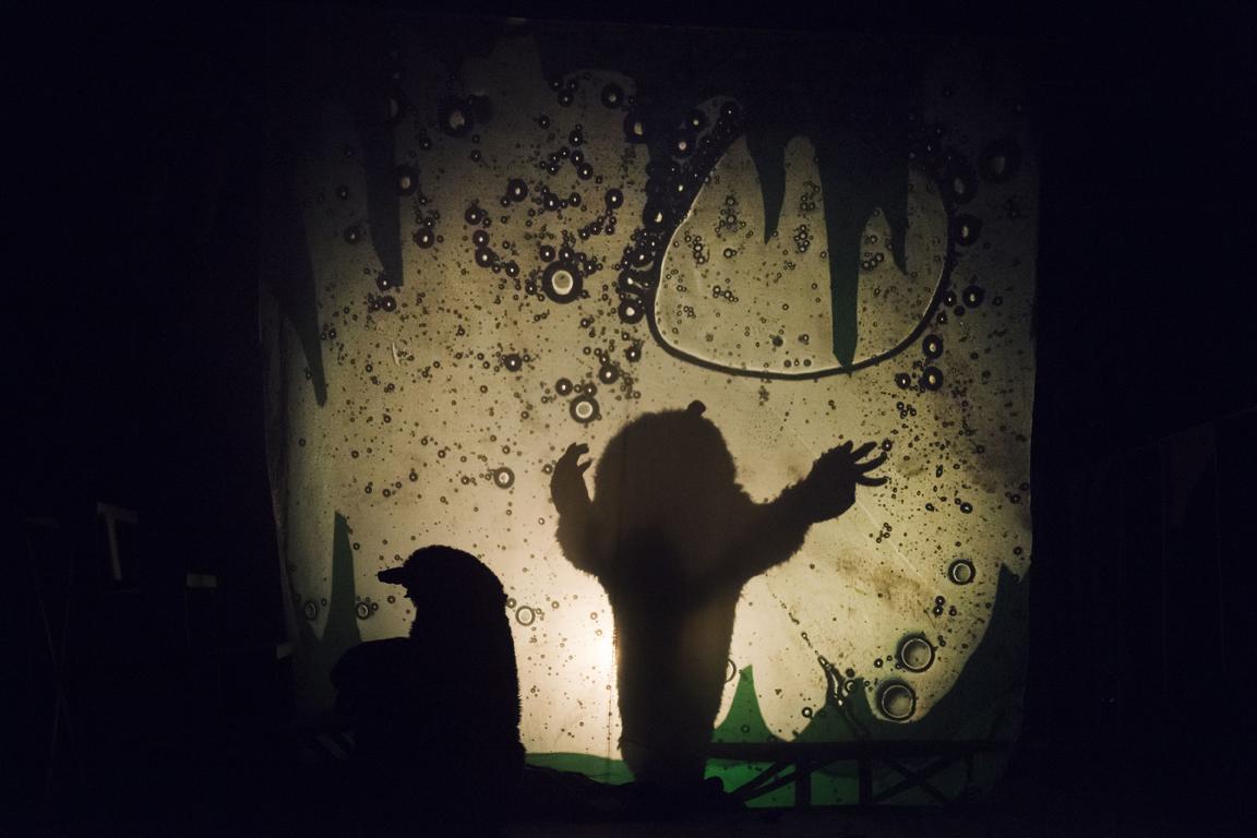 La Nuit des taupes - Nanterre-Amandiers