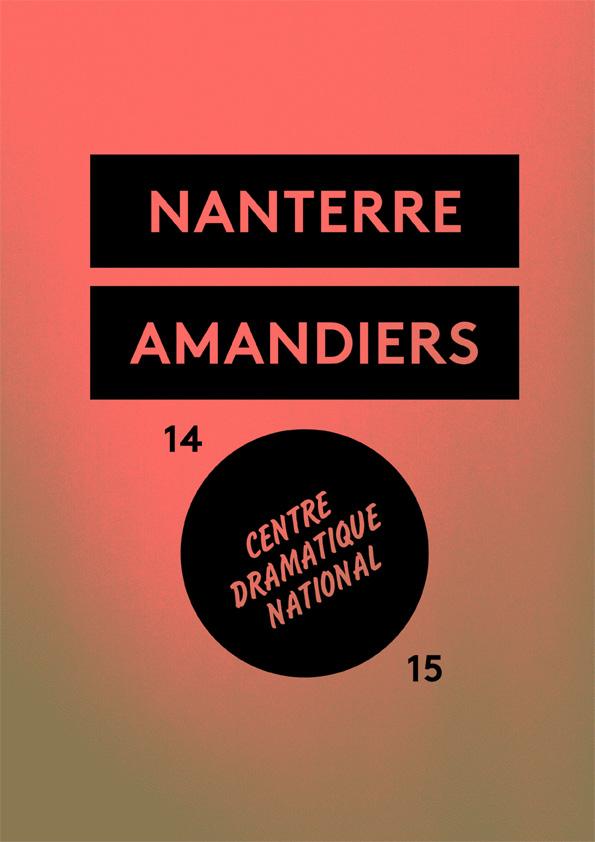 Saison 2014/2015 - Nanterre-Amandiers