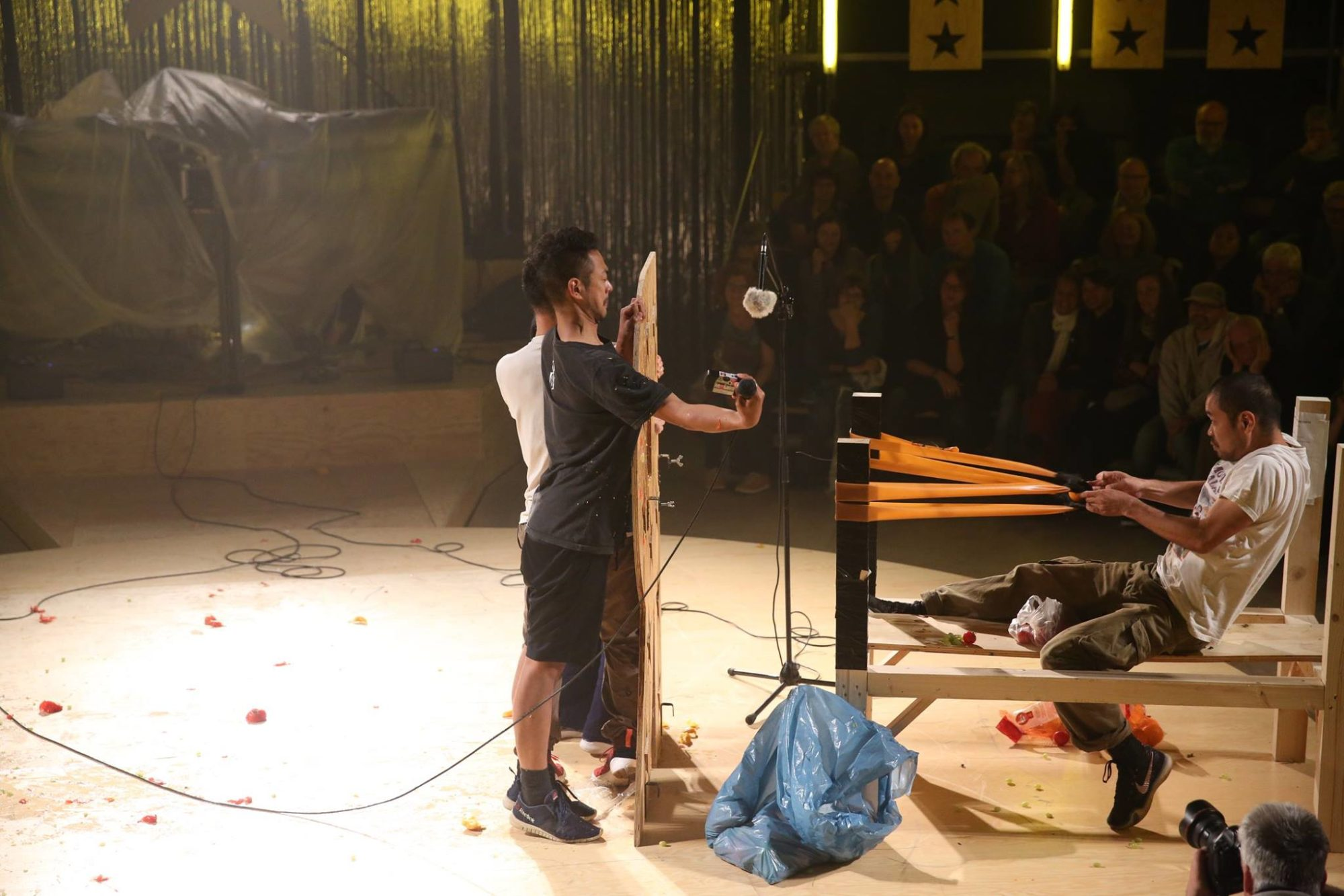 Un cirque international de performances - Nanterre-Amandiers