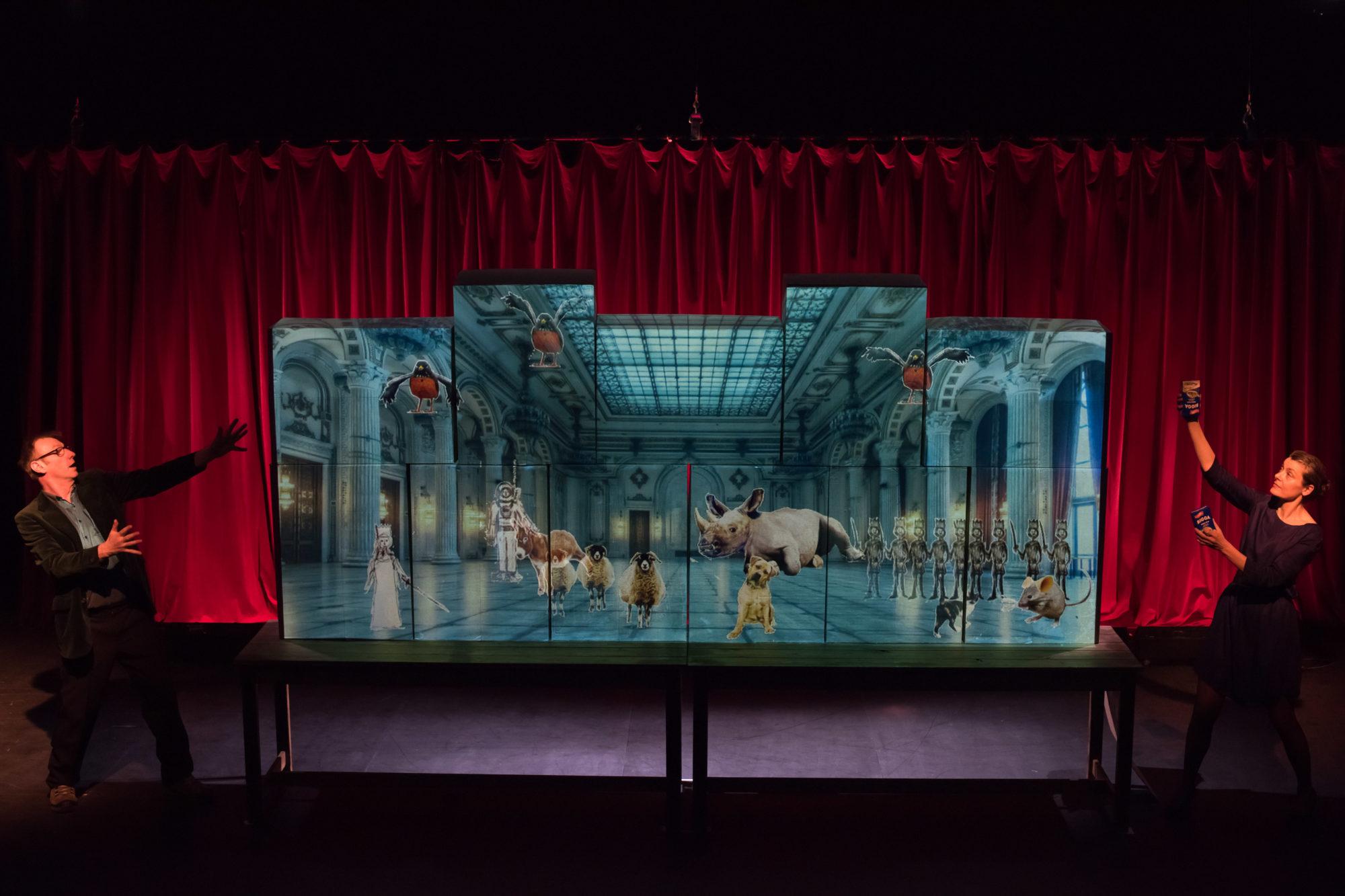 La Possible Impossible Maison / Forced entertainment - Nanterre-Amandiers