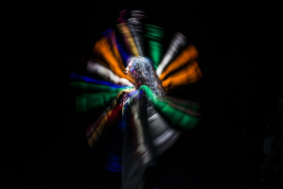 Sound & Vision (A liquid room) - Nanterre-Amandiers