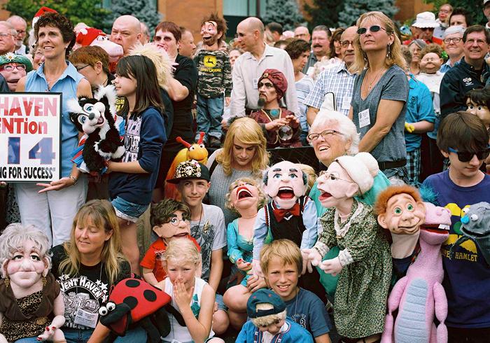 The Ventriloquists Convention - Nanterre-Amandiers
