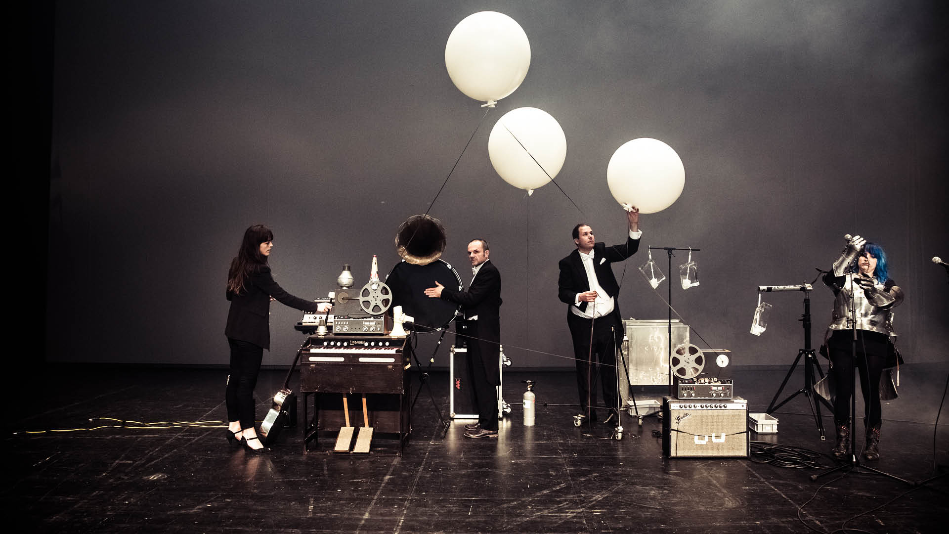 Unusual Weather Phenomena Project - Nanterre-Amandiers
