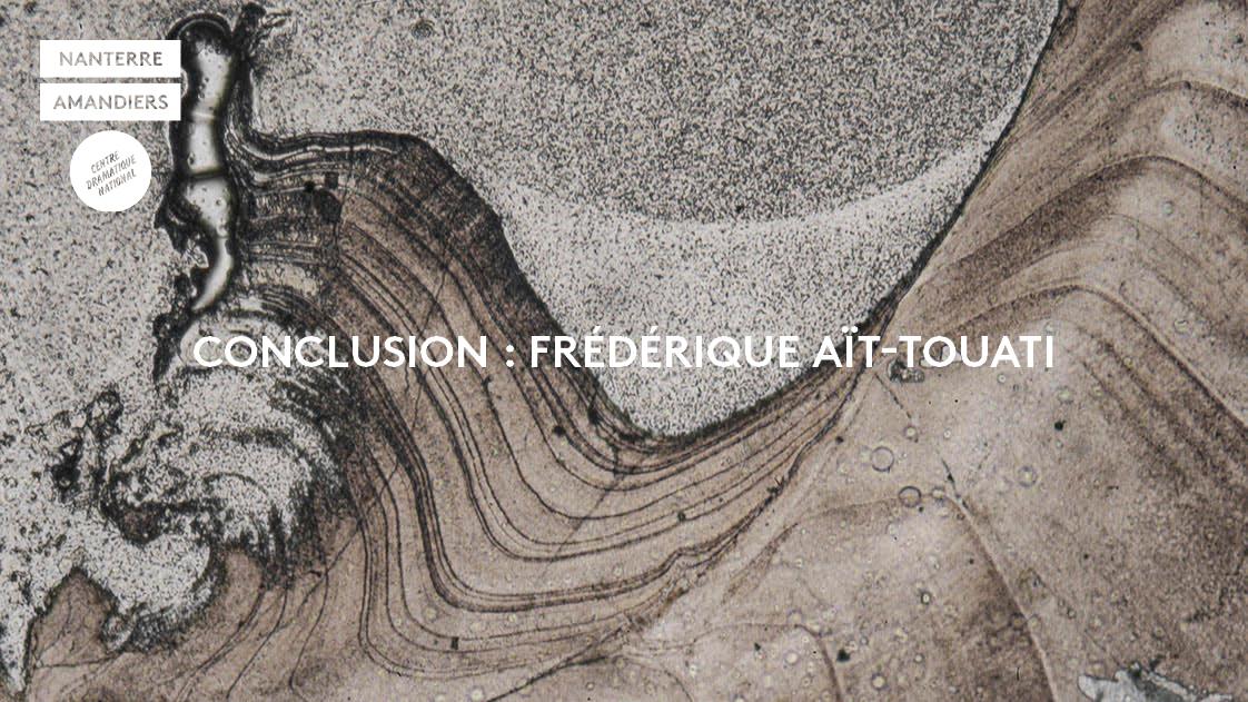 Paysages invisibles - Nanterre-Amandiers