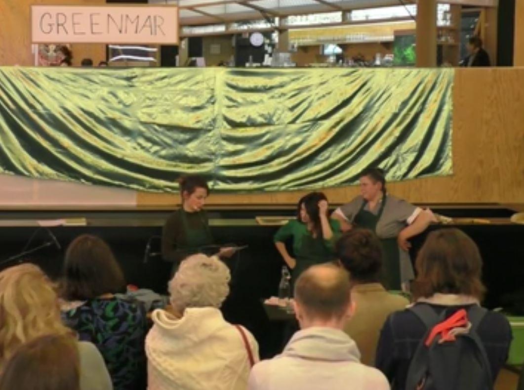 Being green - Nanterre-Amandiers