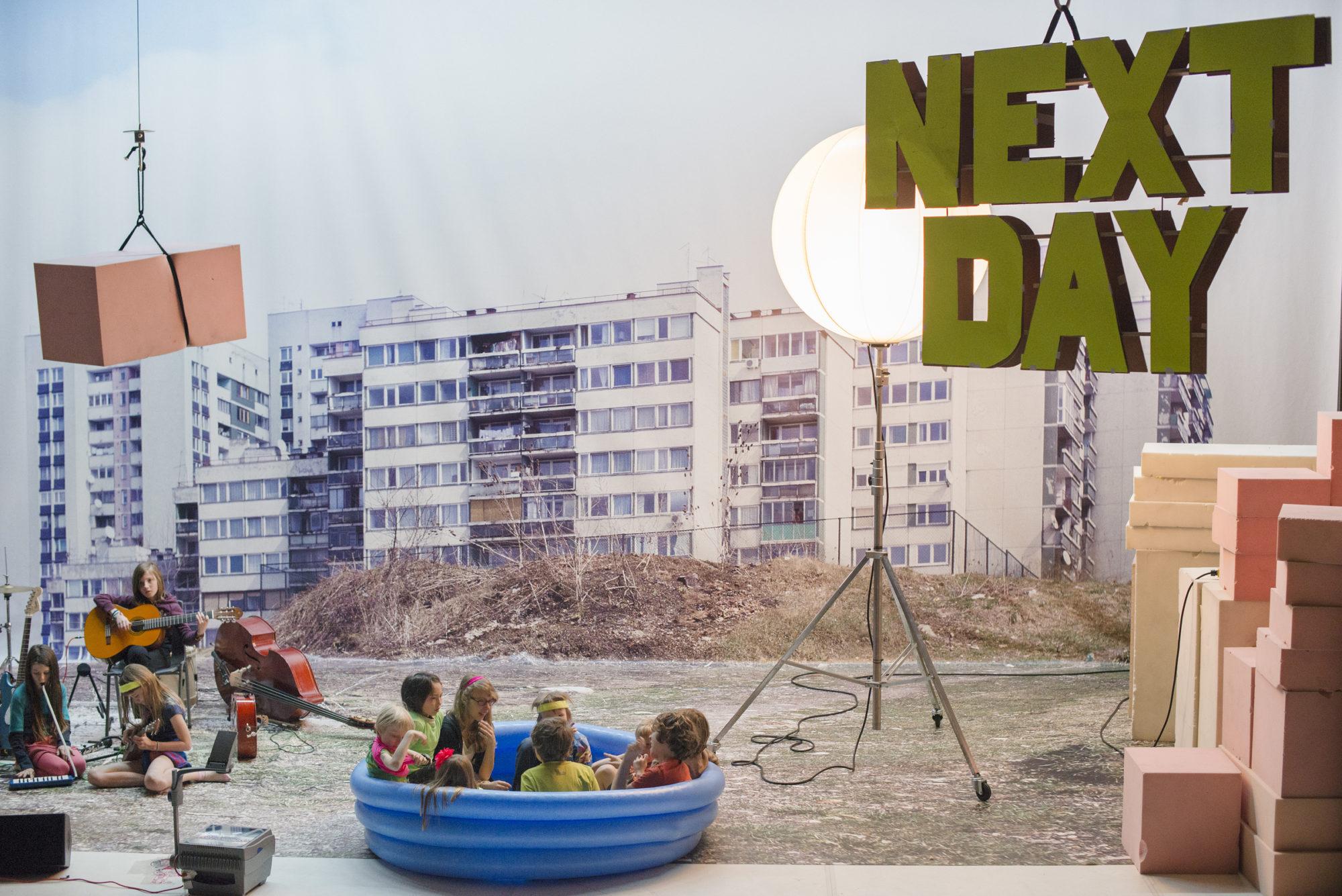 Next Day - Nanterre-Amandiers