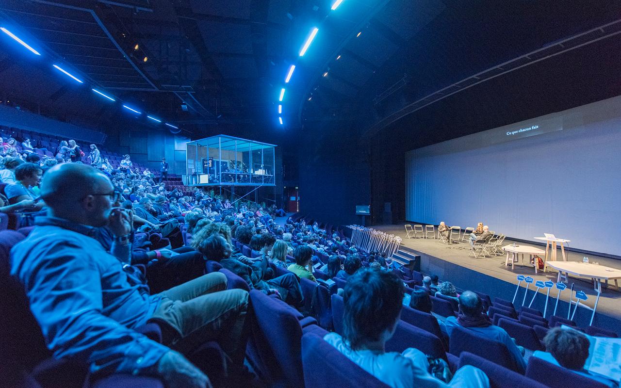 Le Théâtre des négociations - Nanterre-Amandiers