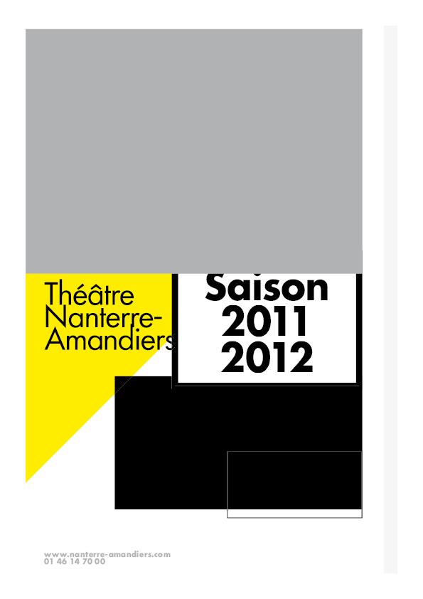 Saison 2011/2012 - Nanterre-Amandiers
