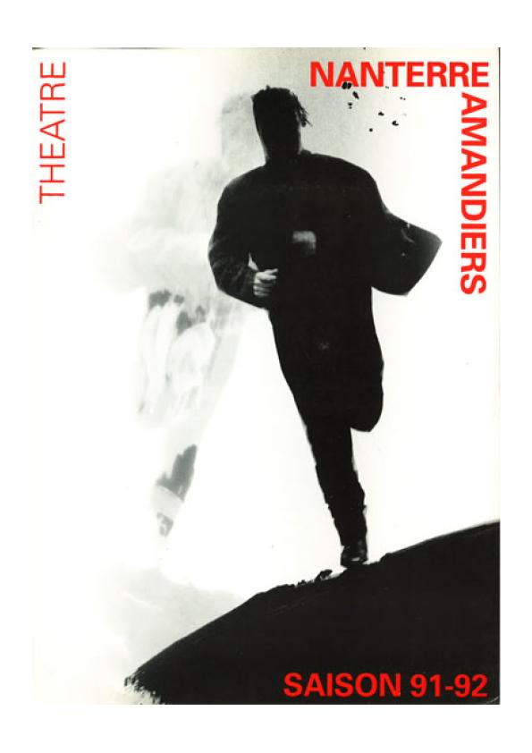 Saison 1991/1992 - Nanterre-Amandiers