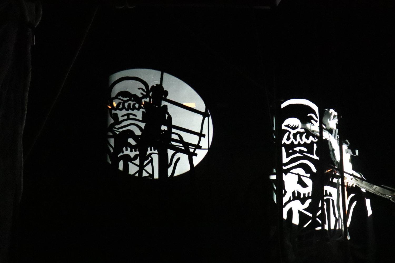 Tempura Cockpit - Nanterre-Amandiers