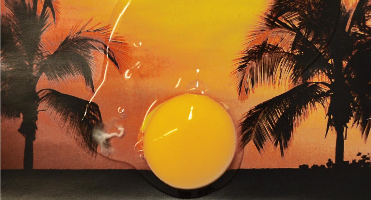 Sous les lueurs du soleil couchant - Nanterre-Amandiers